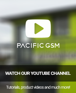 Pacific GSM YouTube channel