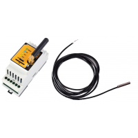 GSM temperature monitoring thermostat