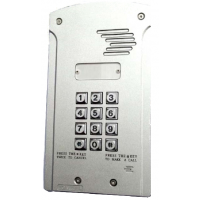 GSM intercom call station and GSM remote opener