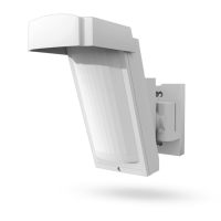 JA-88P dual zone outdoor wireless PIR detector