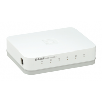 D-Link DGS-1005A 5-Port Unmanaged Gigabit Switch