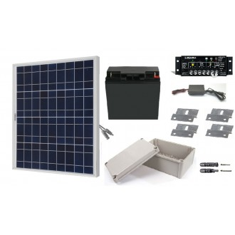 EYE-SP Solar Power Kit