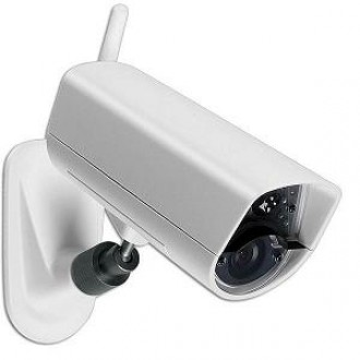 EYE-02 GSM Security Monitoring Camera
