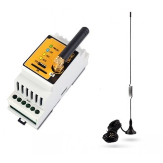 Combo deal GSM Communicator GSM-DIN3 with boost aerial AN-05