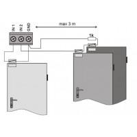 JA-110M Bus module 2 inputs
