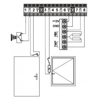 JA-116H Bus expander – 16 inputs