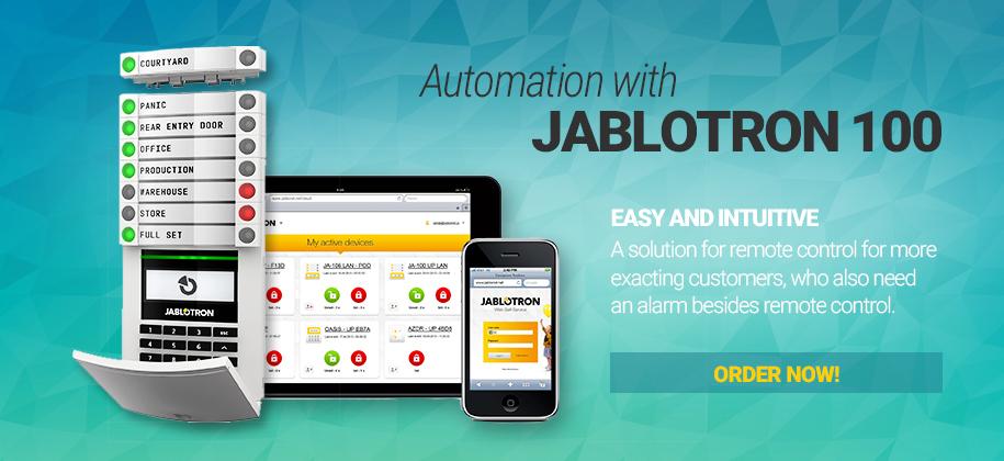 Jablotron Automation