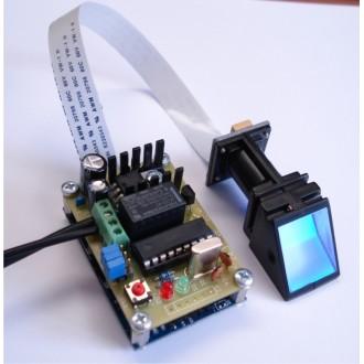 F-1 Biometric Fingerprint Access Project Kit