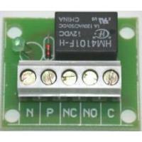SPR-12 Single Pole Relay, 12-24V DC Coil