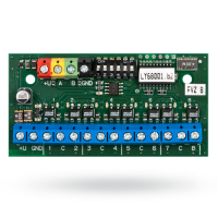 JA-118N eight-channel bus output module