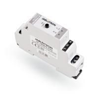 JA-150WM-DIN Wireless module for the impulse output of an water meter