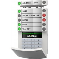 JA-153E Wirelss access module with RFID and keypad