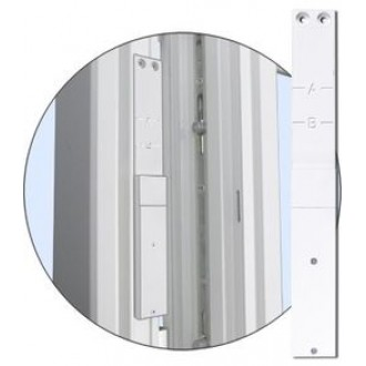 JA-82M invisible wireless magnetic door-detector